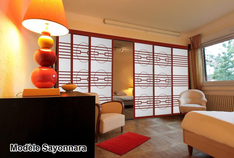 le panneau japonais bois c 39 est l 39 affaire de claustra. Black Bedroom Furniture Sets. Home Design Ideas