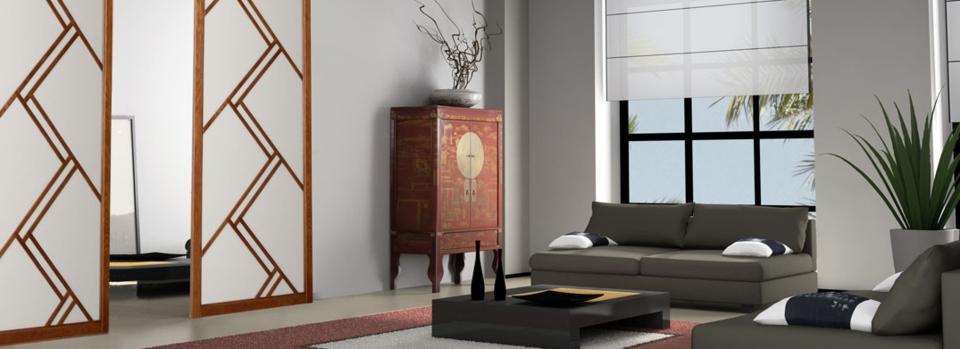 excellent panneau japonais panneaux japonais panneau coulissant japonais espace technique with. Black Bedroom Furniture Sets. Home Design Ideas